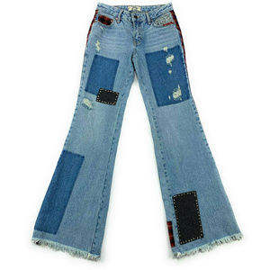 Free People We The Free Size 25 Jean Blue